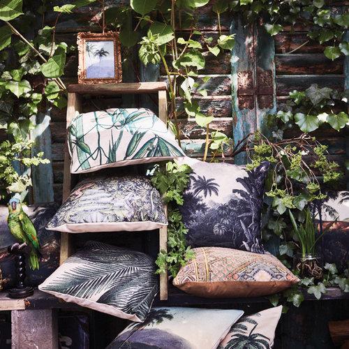HK Living Jungle Kussen 45x45