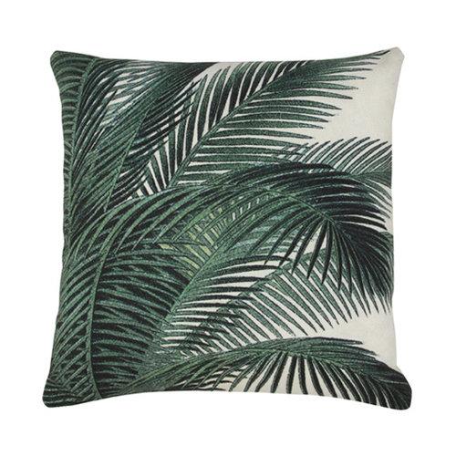 HK Living Palm Leaves Kussen 45x45