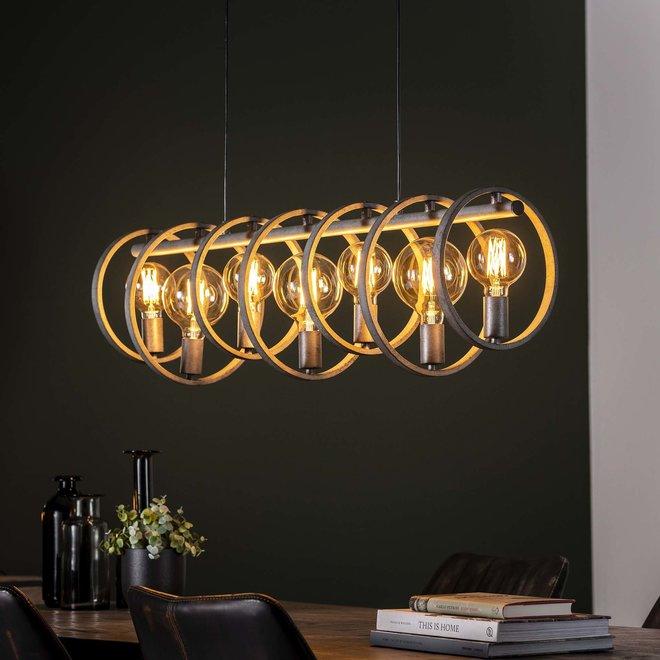 Hanglamp Circular - 7 Lampen