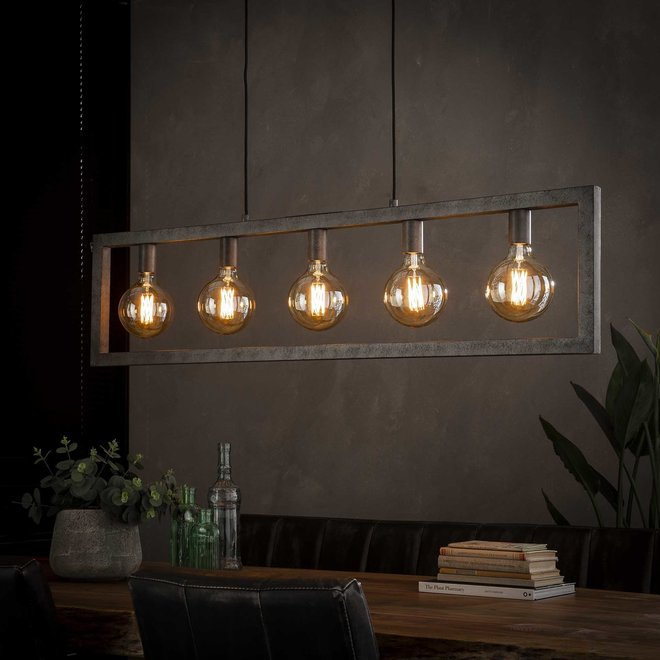 Hanglamp Steps - 5 Lampen