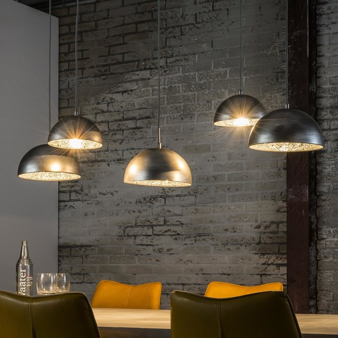Hanglamp  - 5 Lampen