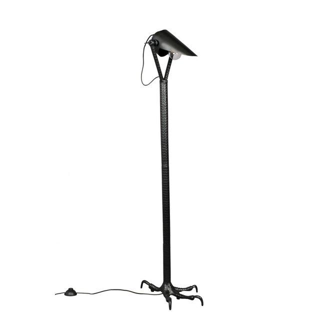 Vloerlamp Falcon - Zwart