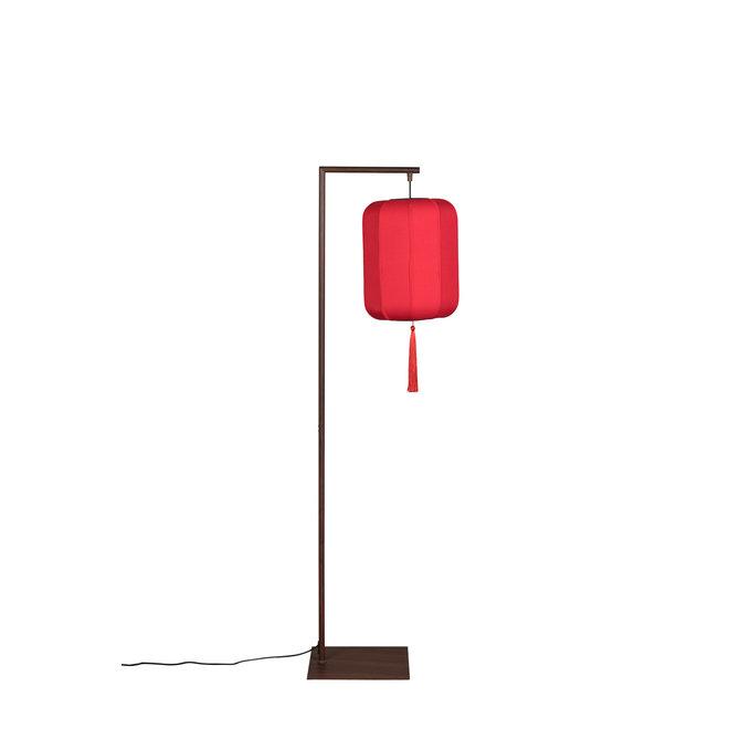 Vloerlamp Suoni - Rood