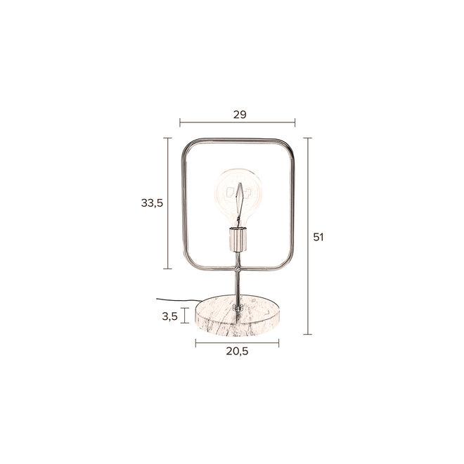 Eettafel Lamp Cubo