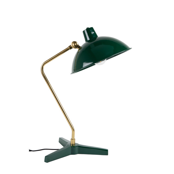 Bureaulamp Devi - Groen