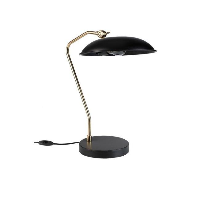 Bureaulamp Liam - Zwart