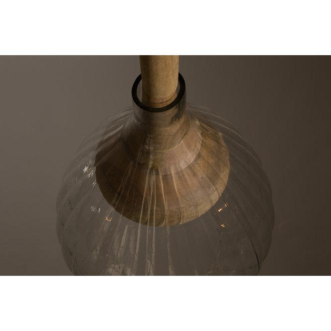 Hanglamp Drop Glass