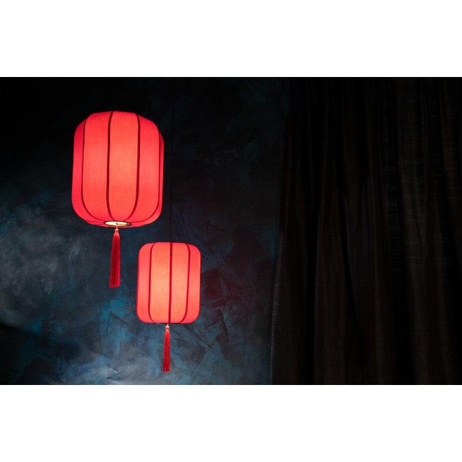 Hanglamp Suoni - Rood L