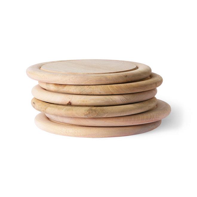 Broodplank Mangohout