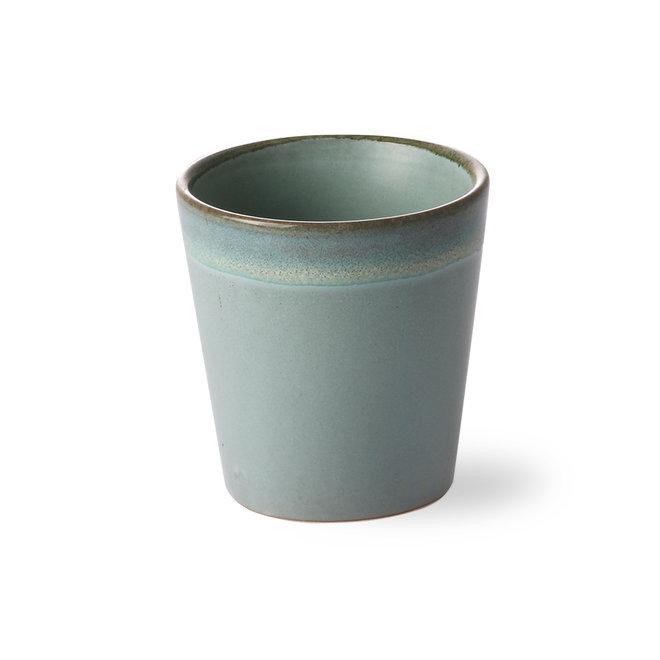 Ceramic 70's Kopje Moss