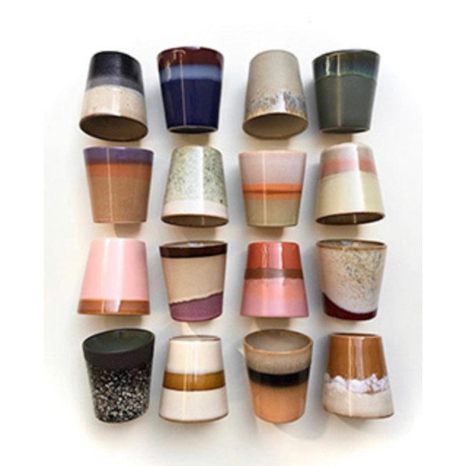 Ceramic 70's Kopje Roze
