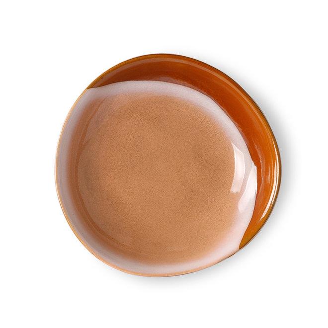 Ceramic 70's Curryschaaltjes Hills Set van 2