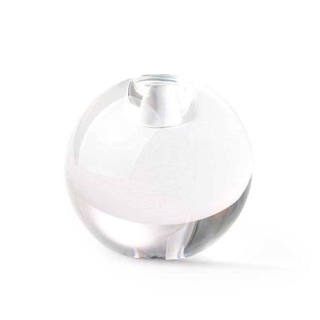 Kaarsenhouder Clear ball Kristalglas