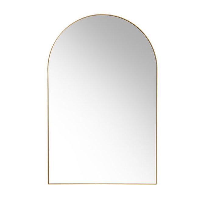 Wandspiegel Messing Boog (arch)