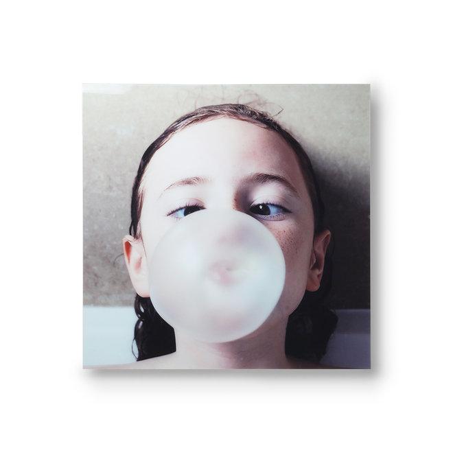 Bubble Gum Plexiglas