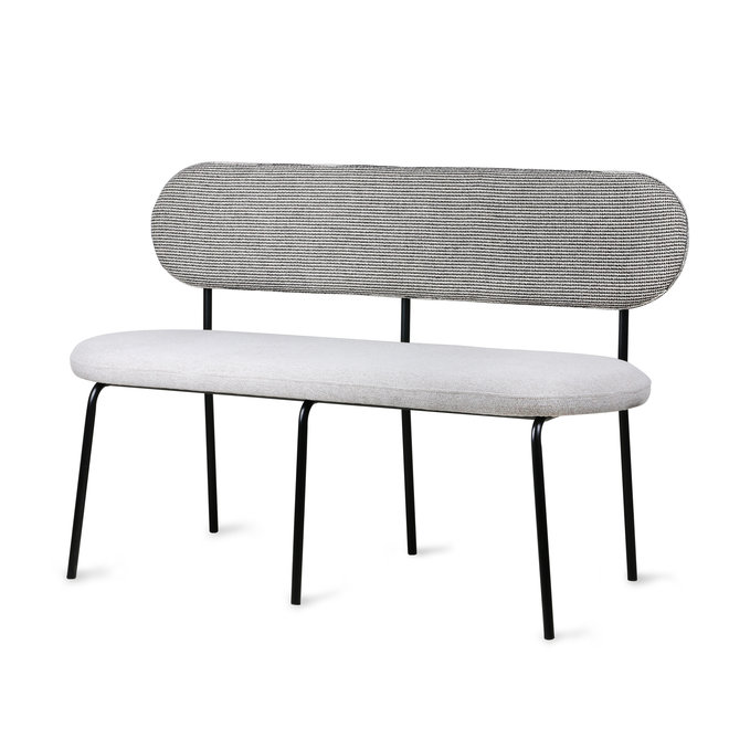 Eettafel Grijs bench