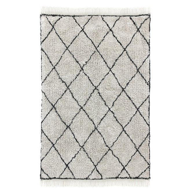 Vloerkleed Diamond Katoen (120x180)