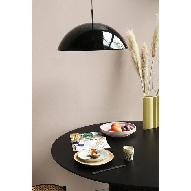 Hanglamp Acrylic Cupola Zwart