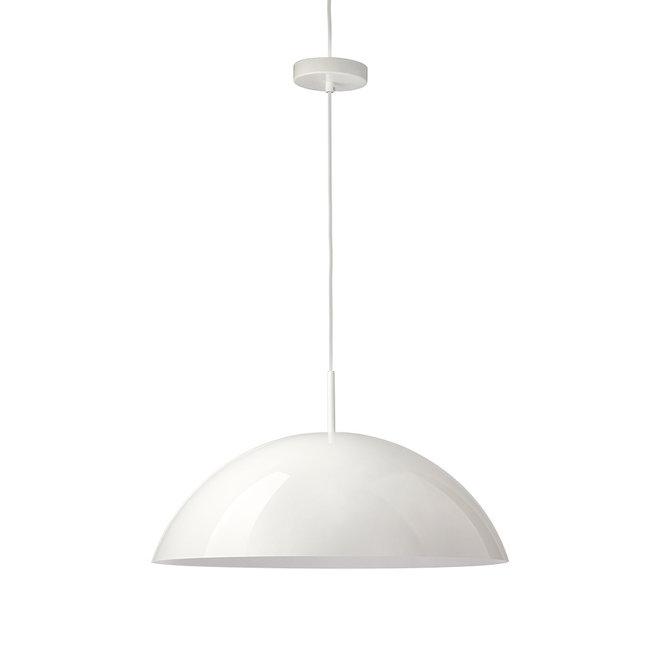 Hanglamp Acrylic Cupola Wit