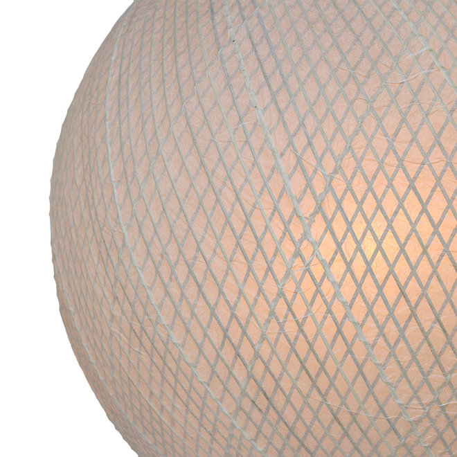Hanglamp Ball Bamboe/Papier