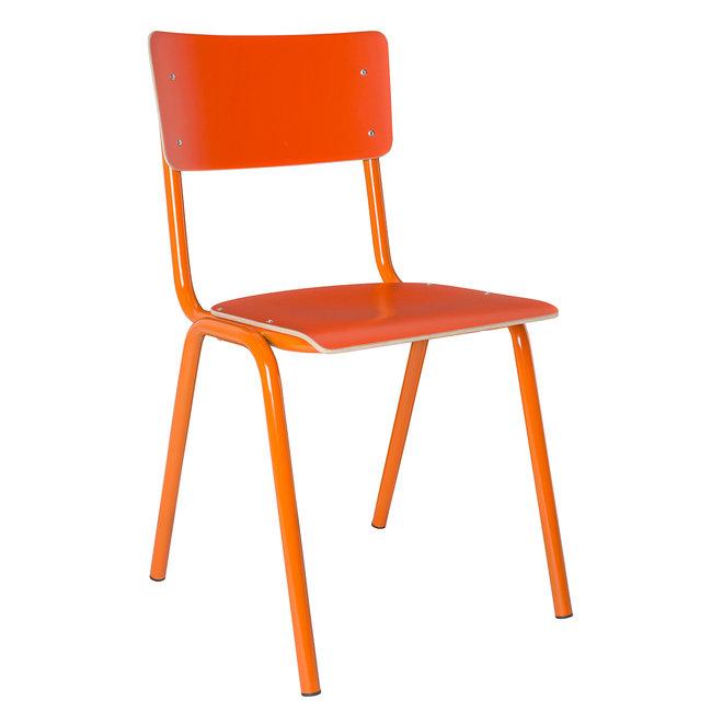 Eetkamerstoel Back To School HPL - Oranje