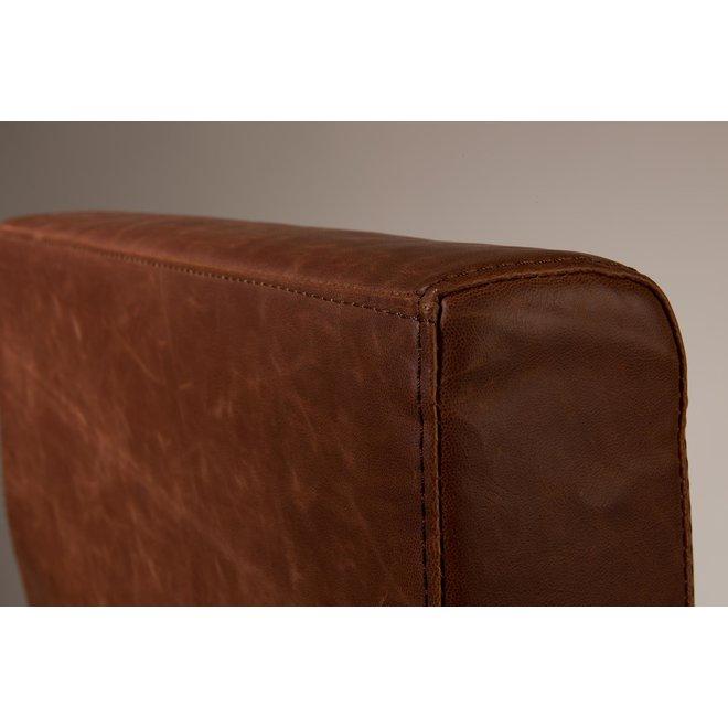 Eetkamerstoel Fez - Vintage Bruin