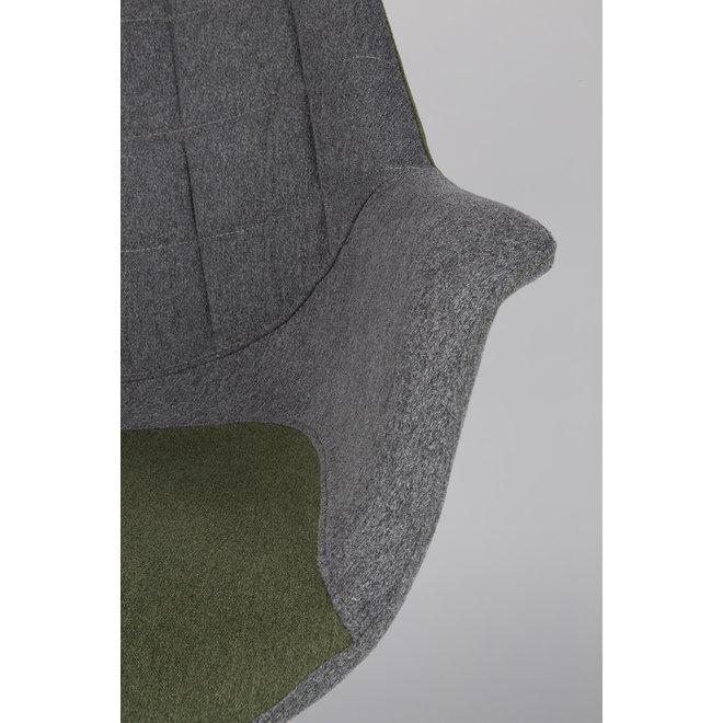 Eetkamerstoel Doulton - Groen