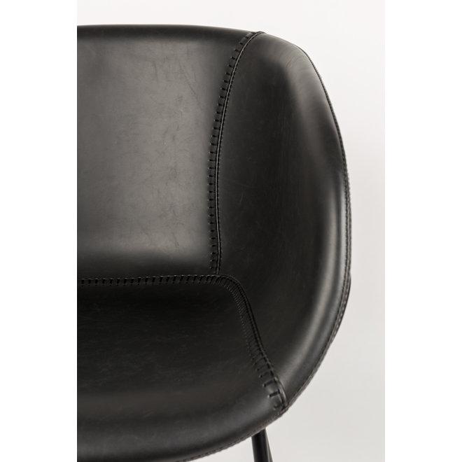Eetkamerstoel Feston - Zwart