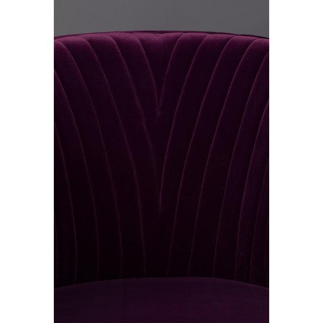 Eetkamerstoel Dolly Purple Fr