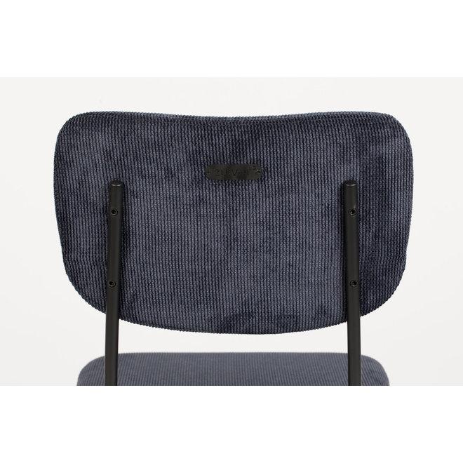 Barstoel Benson - Donkerblauw