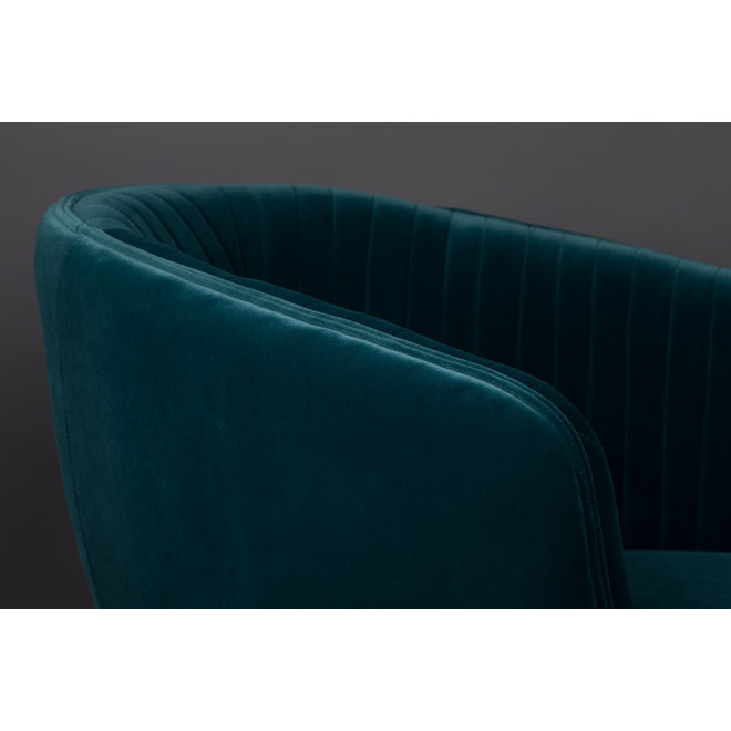 Fauteuil Dolly - Blauw Fr