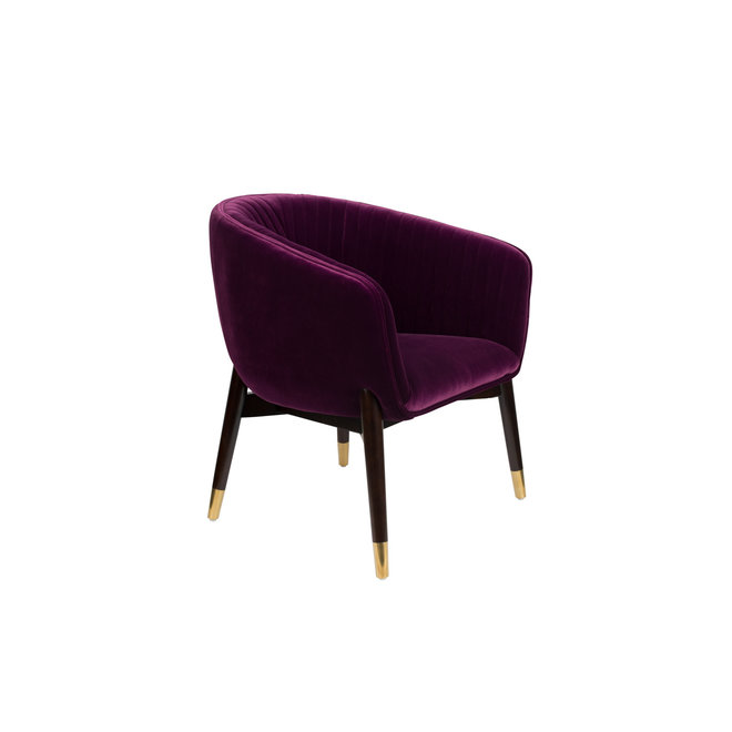 Fauteuil Dolly Purple Fr