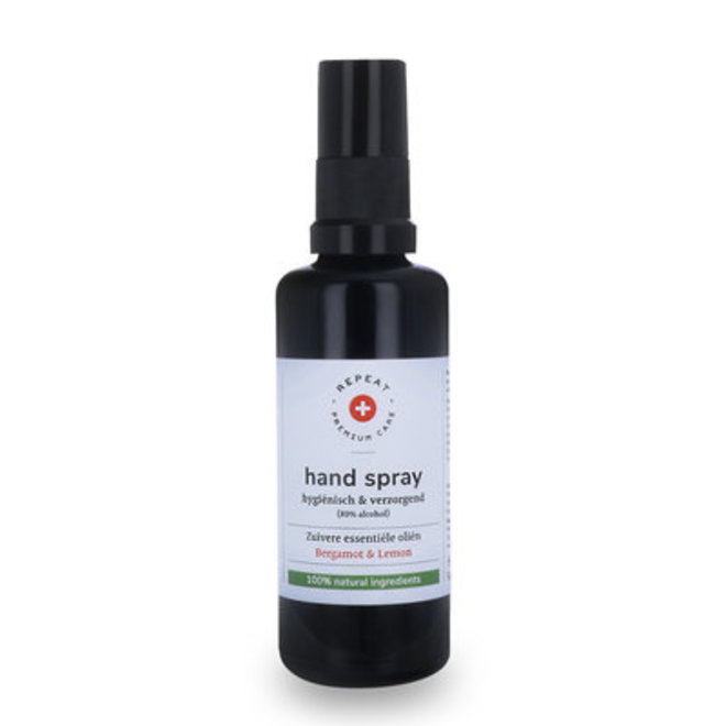 Desinfecterende handgel Spray - Rosemary & Lavendel