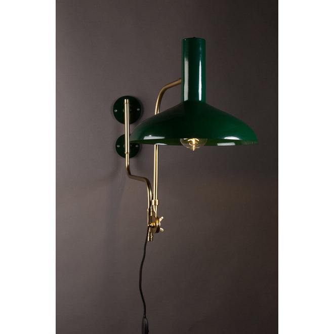 Wandlamp Devi - Groen