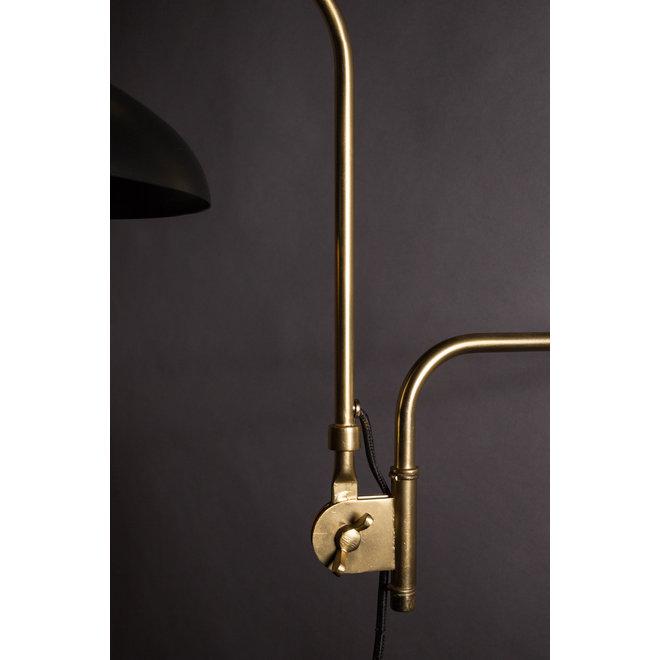 Wandlamp Devi - Zwart