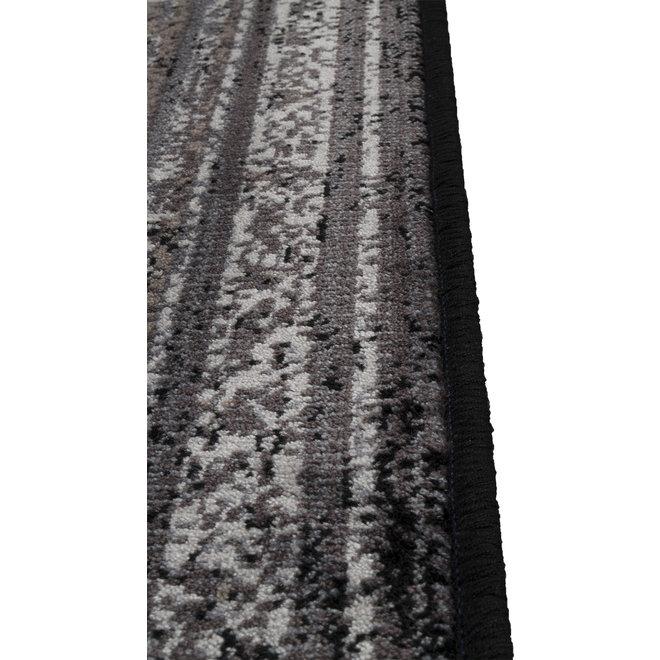 Vloerkleed Rugged 170x240 Dark