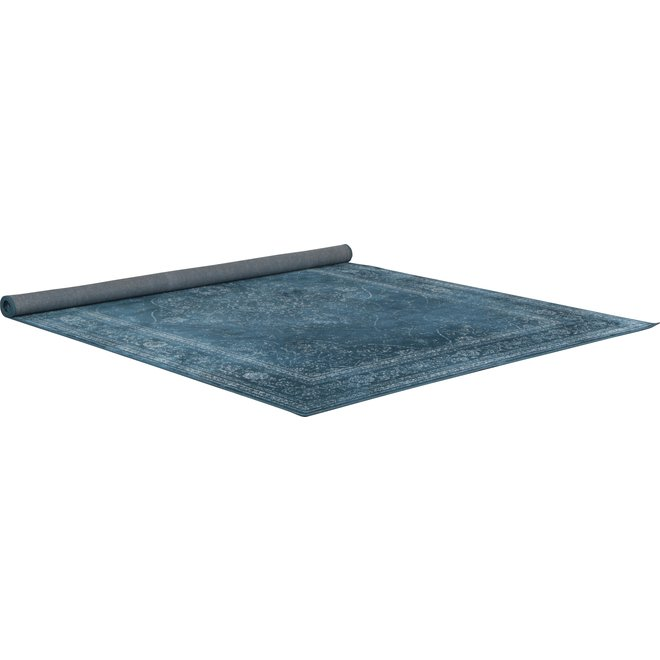 Vloerkleed Rugged 170x240 Ocean