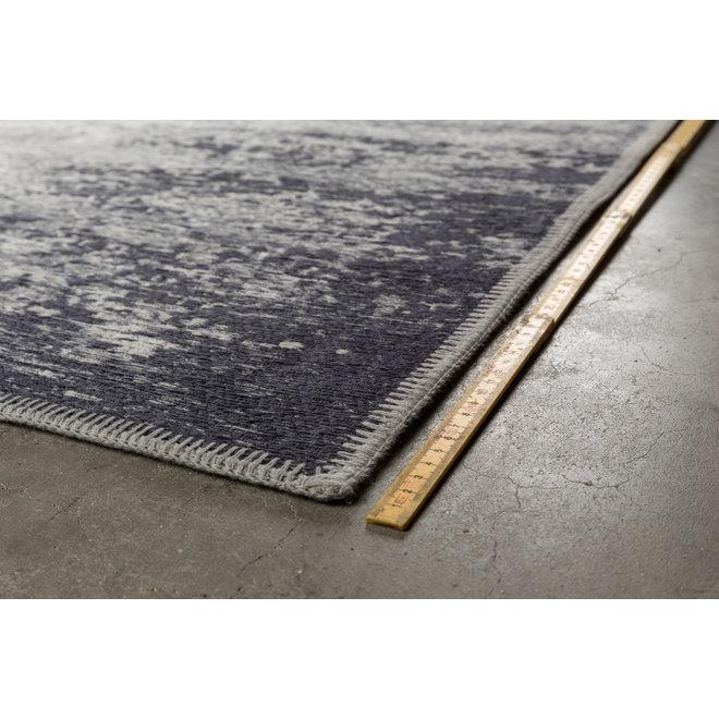 Vloerkleed Caruso 200x300 Distressed - Blauw