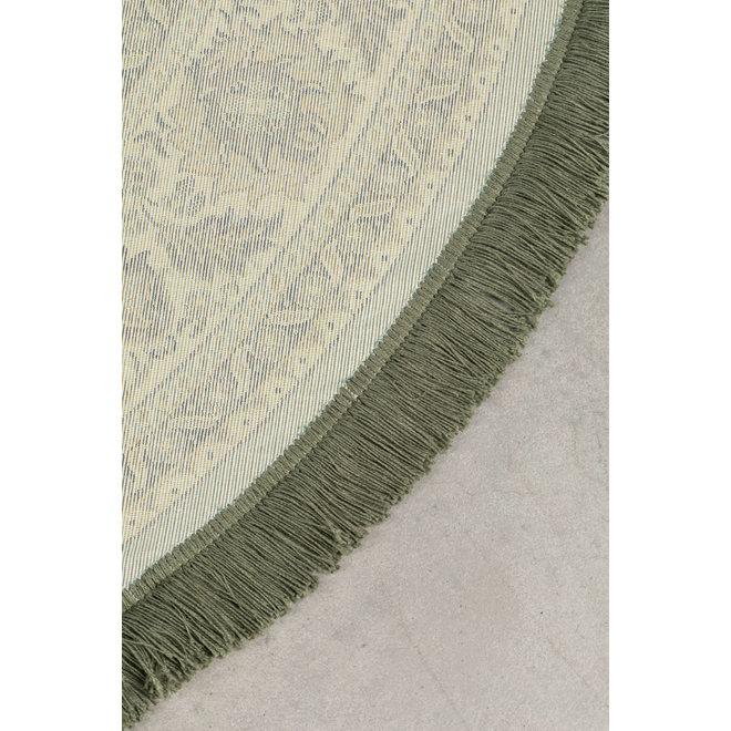 Vloerkleed Bodega 175' - Groen