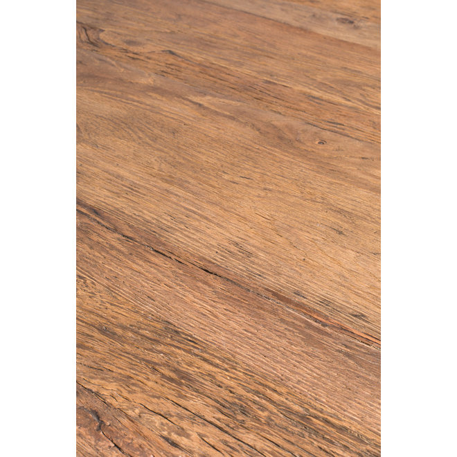 Eettafel Pepper 160x90 - Bruin