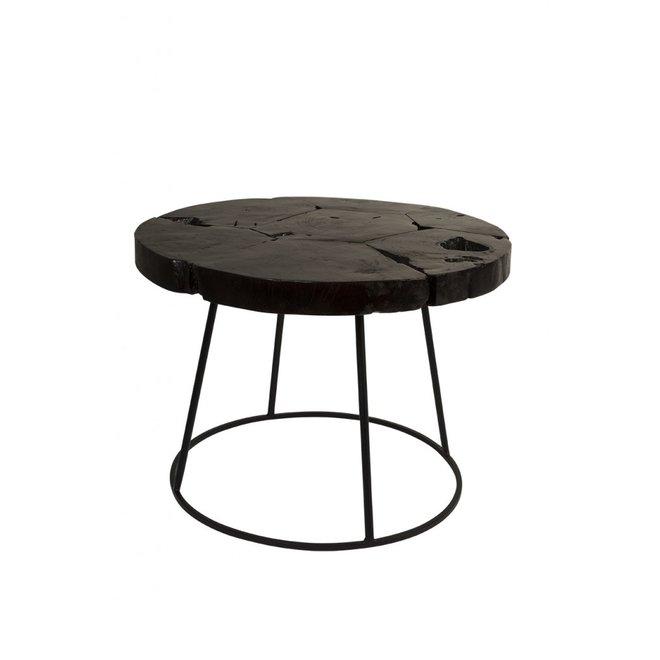 SideEettafel Kraton - Zwart