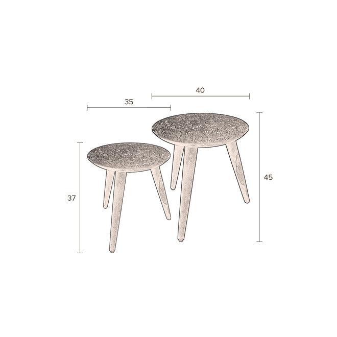 SideEettafel By Hand M
