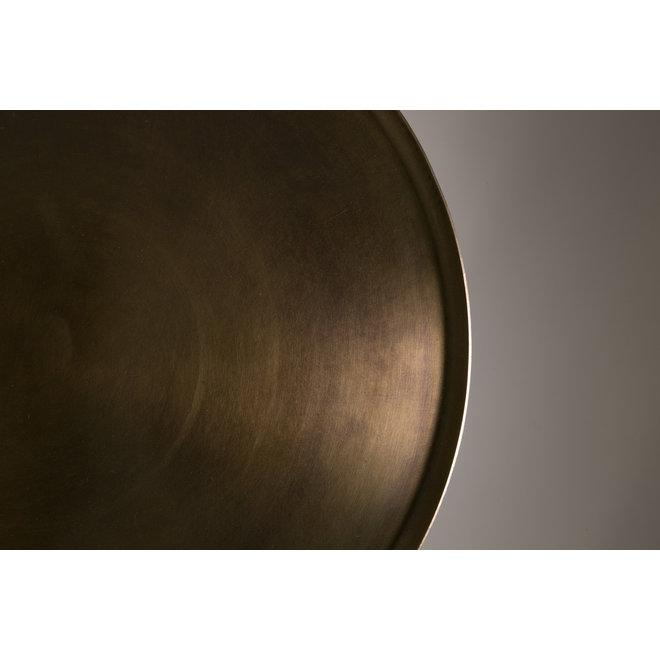 SideEettafel Eliot Brass Antique