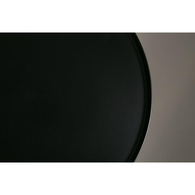 SideEettafel Elia - Zwart/brass