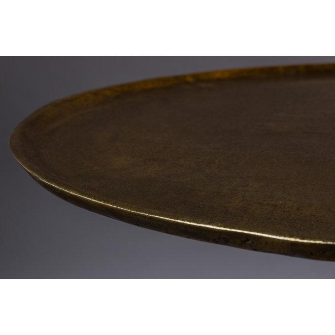 SideEettafel Brute Brass