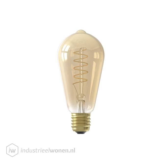 1x E27 LED Lichtbron Dimbaar