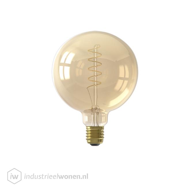 1x LED Lichtbol XL - Ø125mm - Dimbaar