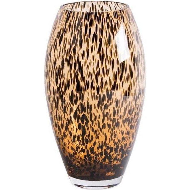 Ubangi cheetah Ø17 x H30 cm