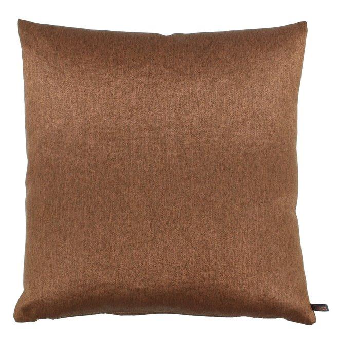 Claudi kussen - Celio copper 45x45 cm