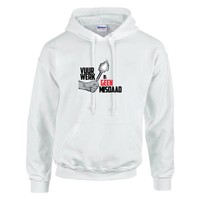 Fireworks Is Not A Crime Hoodie